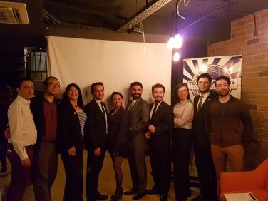 İstanbul Türkçe Toastmasters 2017-2018 Yönetim Kurulu
