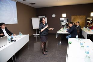 Networking Süreci Eğitimi 2016
